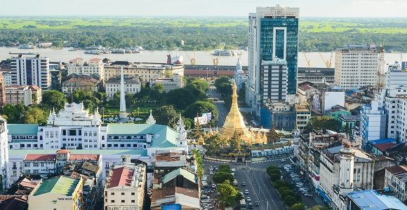 မြန်မာ၊ SLP ပတ်ဝန်းကျင်ရေးရာကုမ္ပဏီသည် ရုံး ခွဲသစ်အား  မြန်မာ နိုင်ငံ ရန်ကုန်မြို့လယ်တွင်ဖွင့်လှစ်လျက်ရှိ။