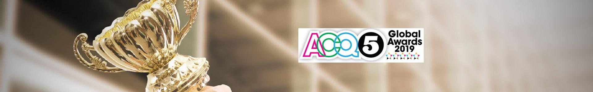 ACQ ASEAN WINNER 2019 Environmental Due Diligence Awards